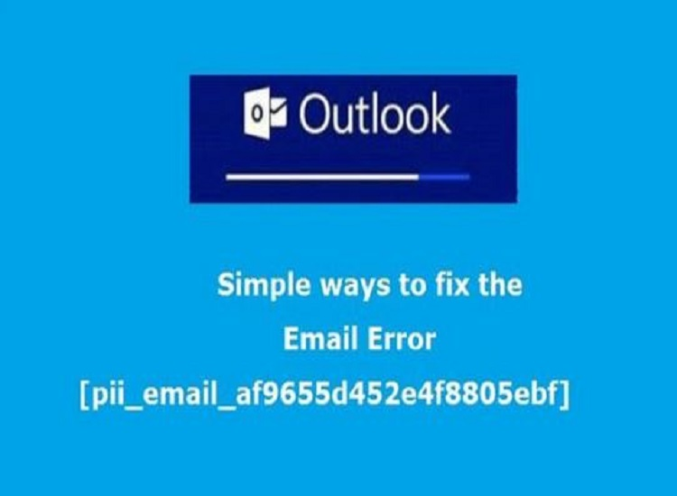 How to Solve [pii_email_af9655d452e4f8805ebf] Error?