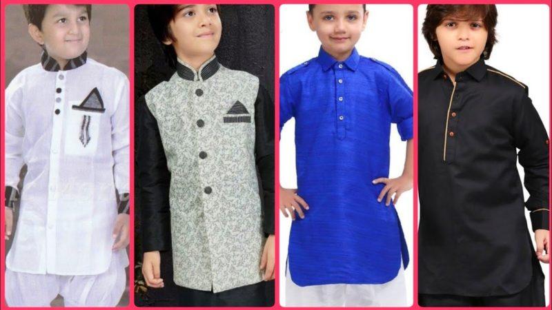 Most Trendy Kids Kurta Pajama Designs To Shop Now